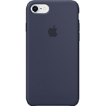 MQGM2 APPLE SILICON CASE IPHONE 7/8 MIDNIGHT BLUE